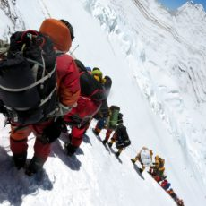 A long overdue, heroic story of rescue high on Everest