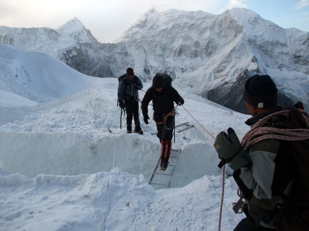 The Nepal Mountaineering Association was established in 1973 with the aim of training and supporting Nepalis engaged in mountaineering activities