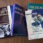 Mountain Exploration Books