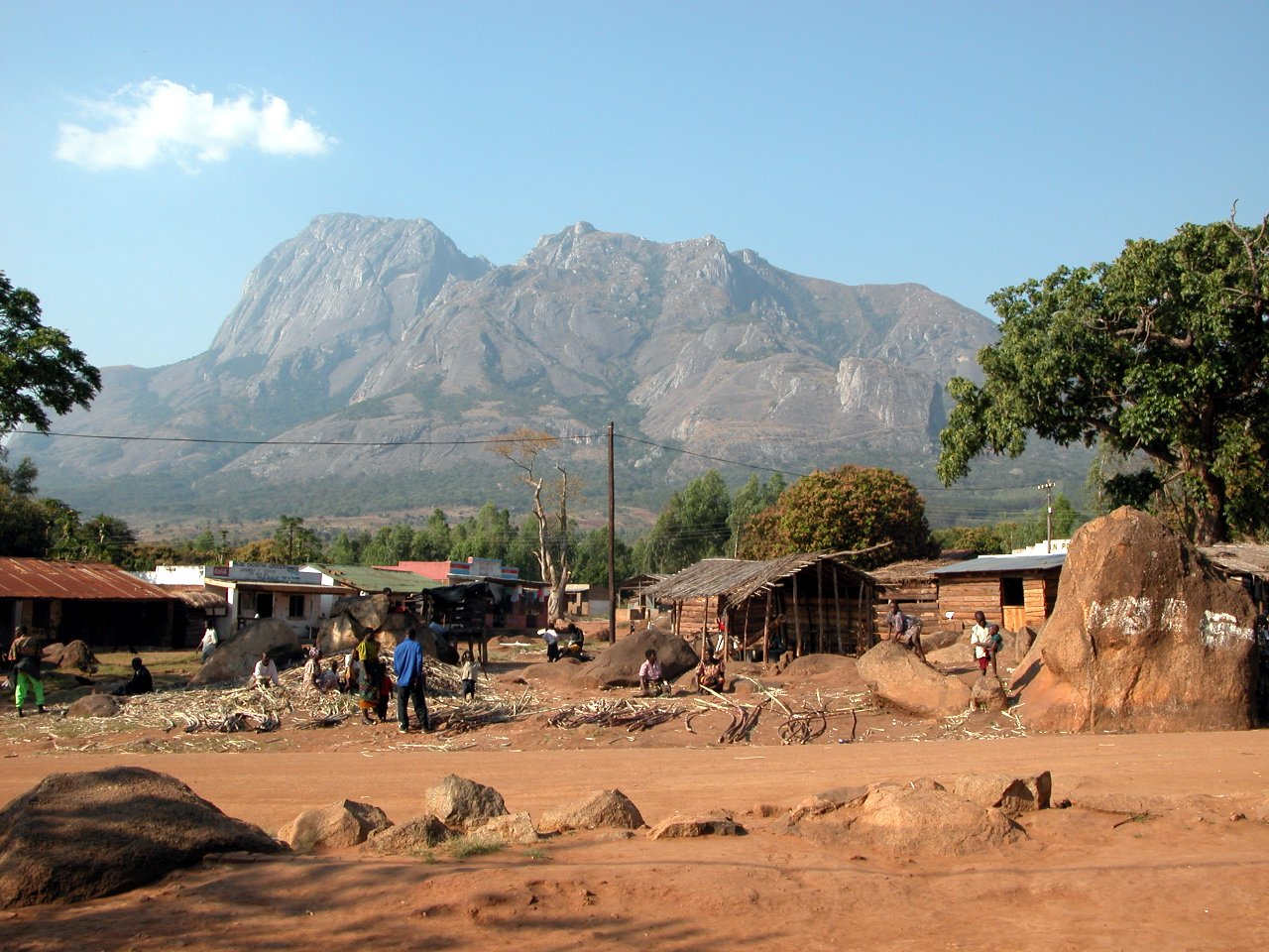 Finding The Highest Points In Zambia And Malawi Mark Horrell