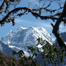Colonel Jimmy Roberts and the first ascent of Mera Peak