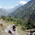 The mountains of Nepal are a fantastic place for solo trekking, but you have to be experienced