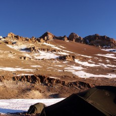 First ascent of Aconcagua: a story of self-inflicted altitude sickness