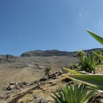 Ras Dashen in Ethiopia, a modest hill walk really, but the 23rd highest mountain in the world in terms of prominence.