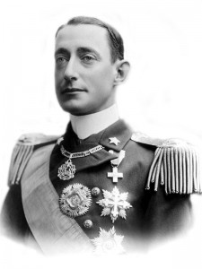 Luigi Amedeo, the Duke of Abruzzi: a fine-looking man if ever there was