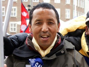 Apa Sherpa has climbed Everest no fewer than 21 times (Photo: Mogens Engelund)