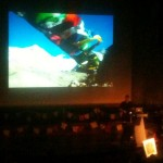 Leo Houlding's lecture at the Royal Geographical Society had an Everest theme