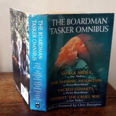 Book review: Sacred Summits by Pete Boardman