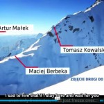 First winter ascent of Broad Peak