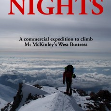 My new e-book Denali Nights out now