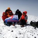 East Peak, Elbrus, Russia
