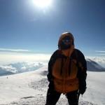West Peak, Elbrus, Russia