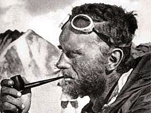 The great mountain explorer Eric Shipton had a significant role to play in the history of Everest