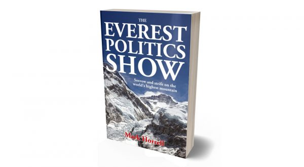 The Everest Politics Show: Sorrow and strife on the world's highest mountain