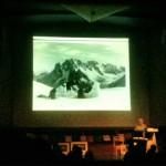 Climbing legend Joe Brown talks about the first ascent of Kangchenjunga