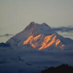 Kangchenjunga from Gangtok in Sikkim, Northeast India (Photo: Ian Horrell)