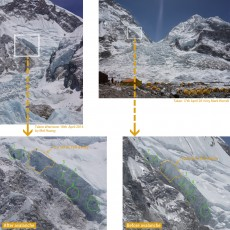 The Everest avalanche: how did it happen?
