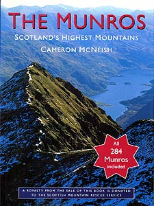 The Munros by Cameron McNeish, for those who like a spot of countryside politics with their route descriptions