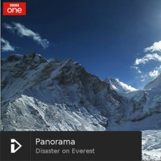 Nepal earthquake gets the BBC Panorama treatment