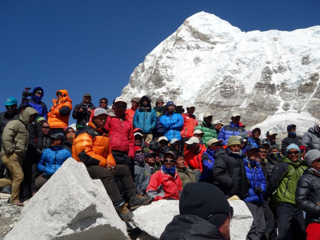 sherpas of nepal The sherpas are an ethnic group who live in the high mountain region of the eastern himalaya about 3,000 of nepal's more than 10,000 sherpas reside in the khumbu valley, the gateway to the.