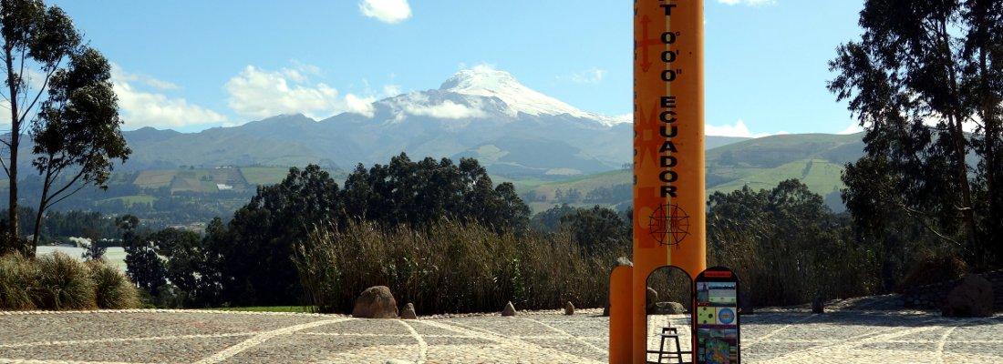 Peak bagging on the Equator