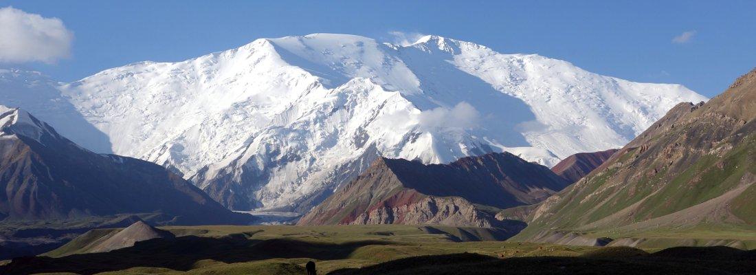 Peak Lenin, Kyrgyzstan