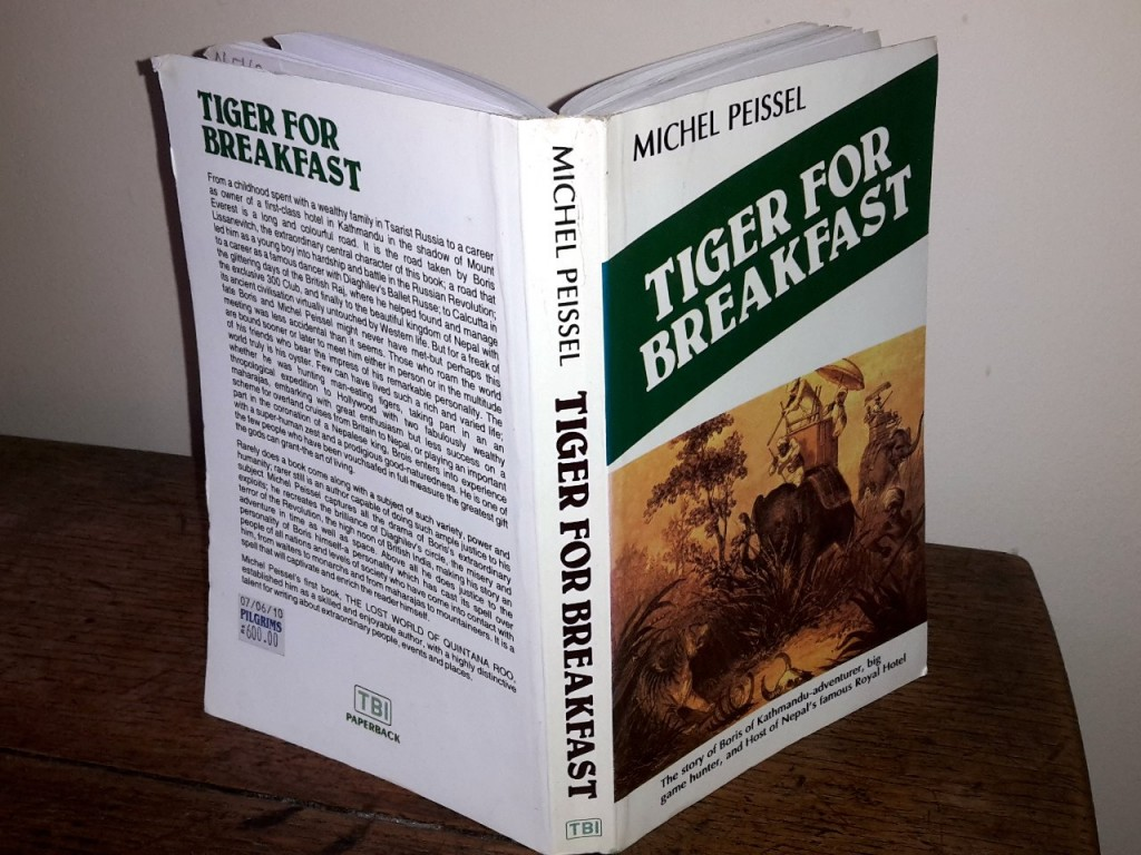 Tiger for Breakfast by Michel Peissel