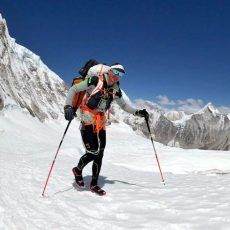 The mystery of Ueli Steck's last climb