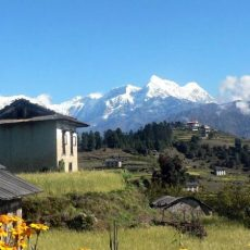Nepal stories: the monk, the witch and the mountain guide
